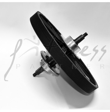 Set ax cu volanta Vision Fitness X6200