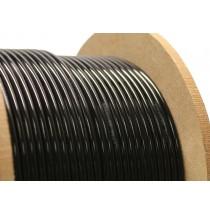 Cablu greutati - negru 4mm