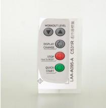 Folie telecomanda C531r