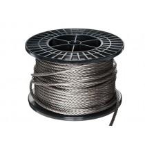 Cablu greutati - transparent 6mm